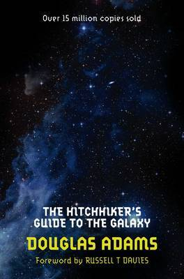 Review: The Hitchhiker's Guide to the Galaxy by Douglas Adams