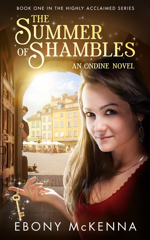 Review: Ondine: The Summer of Shambles by Ebony McKenna