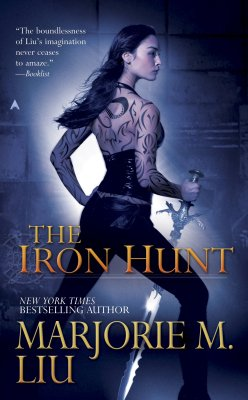 Review: The Iron Hunt by Marjorie M. Liu