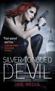 Review: Silver-Tongued Devil by Jaye Wells