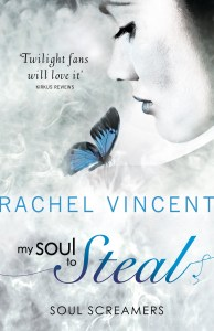 Review: My Soul to Steal by Rachel Vincent