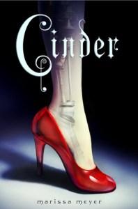 Review: Cinder by Marissa Meyer