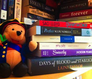 February TBR - Dead Book Darling