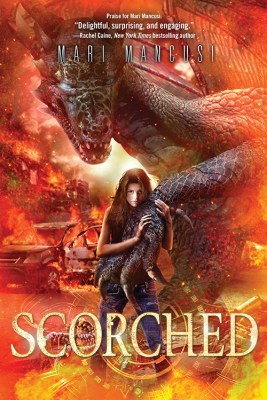 Scorched by Mari Mancusi