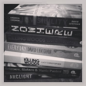 October 2013 Book Haul