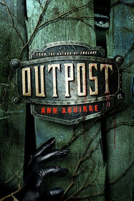 Review: Outpost by Ann Aguirre (+ Audiobook Excerpt!)