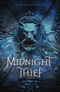 Midnight Thief (Midnight Thief #1) by Livia Blackburne