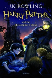 Harry Potter Philosophers Stone - Jonny Duddle