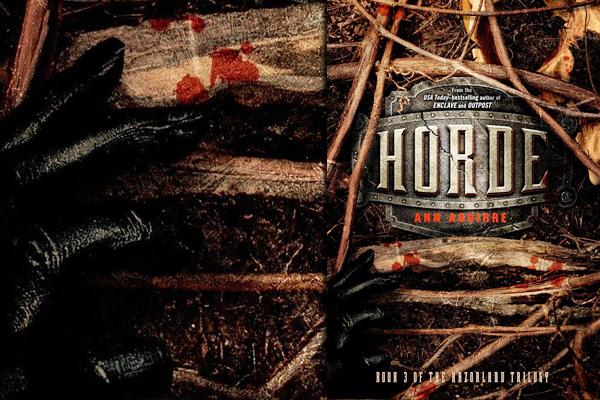 Horde by ann aguirre banner