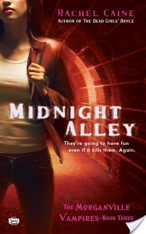 Review: Midnight Alley by Rachel Caine