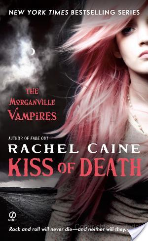 Review: Kiss of Death by Rachel Caine