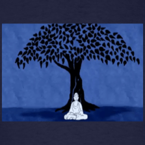 buddha-under-bodhi-tree-at-night_design