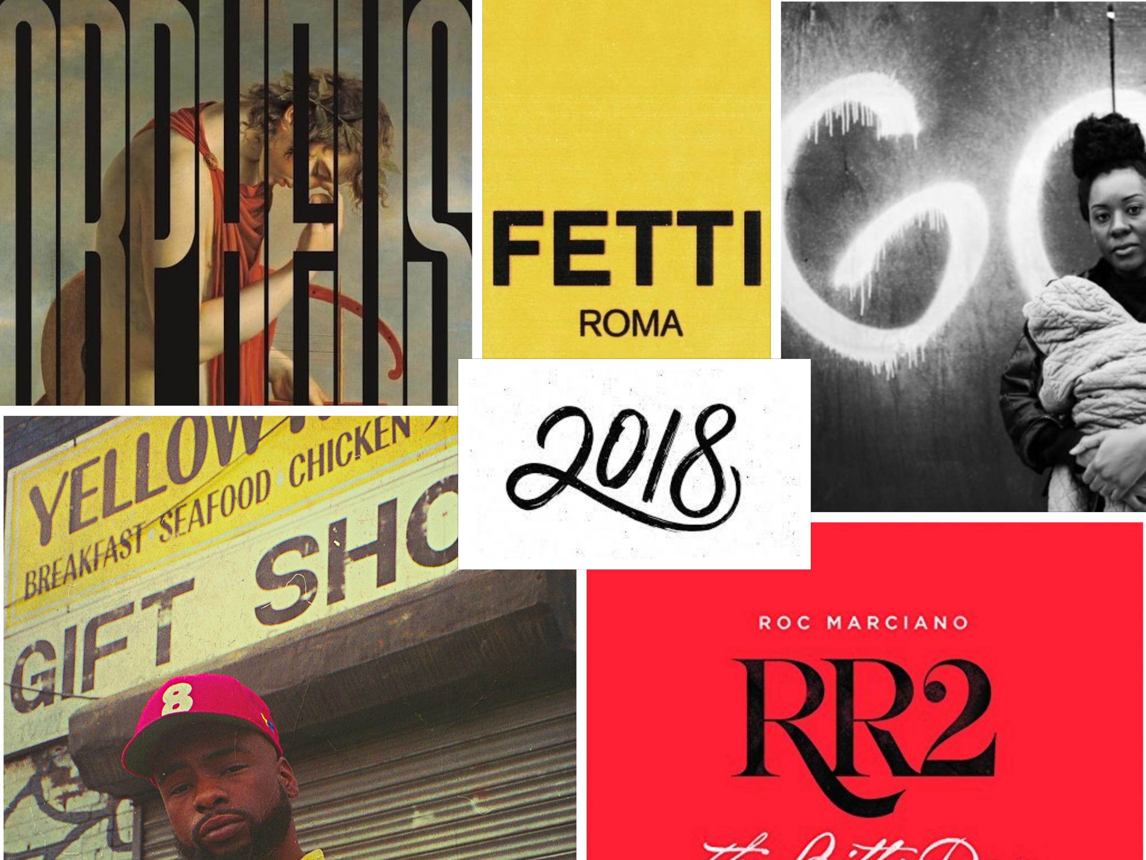 MILFENCE's Top 50 Rap Albums of 2018 - Dead End Hip Hop