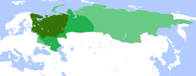 Russian Expansion 1500, 1600, and 1700