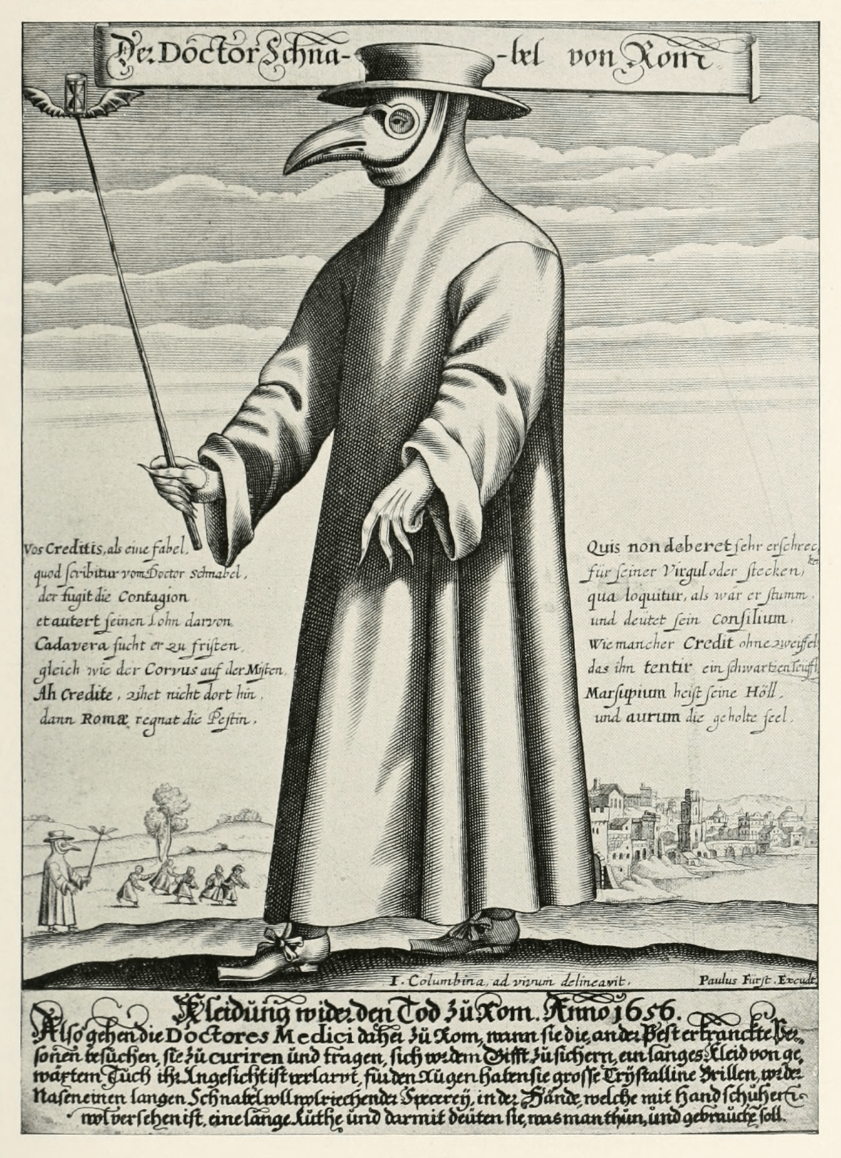 Plague Doctor Costume Wikipedia