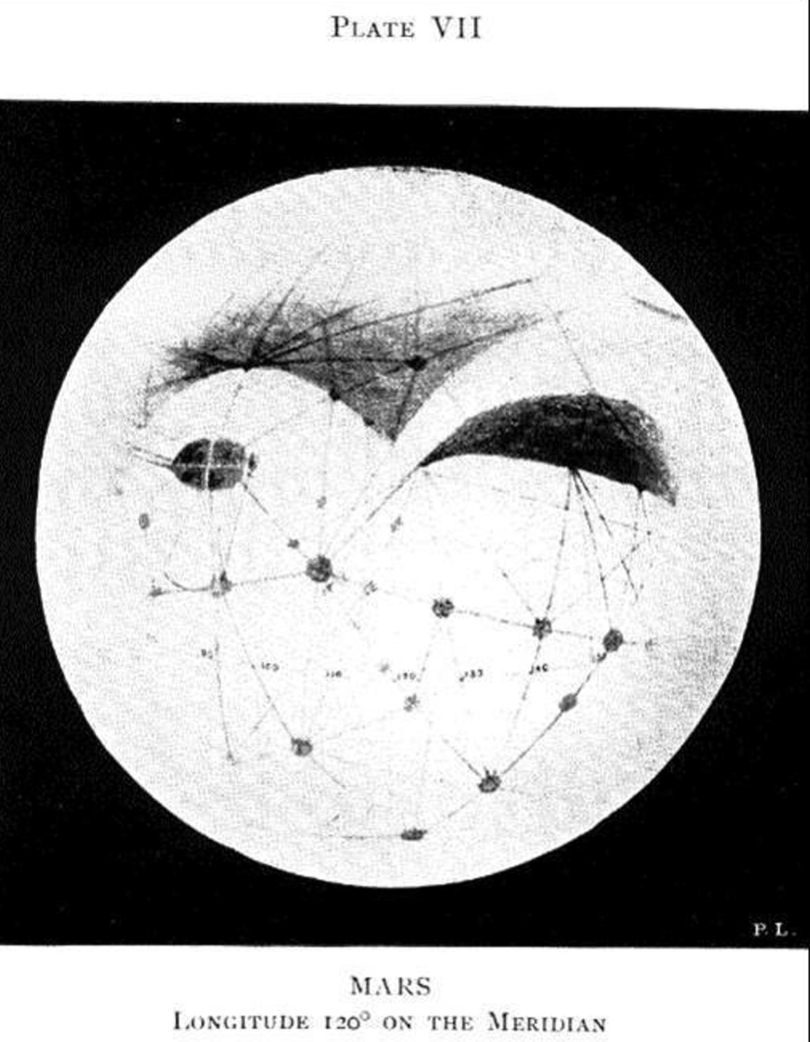 Mars Plate VII