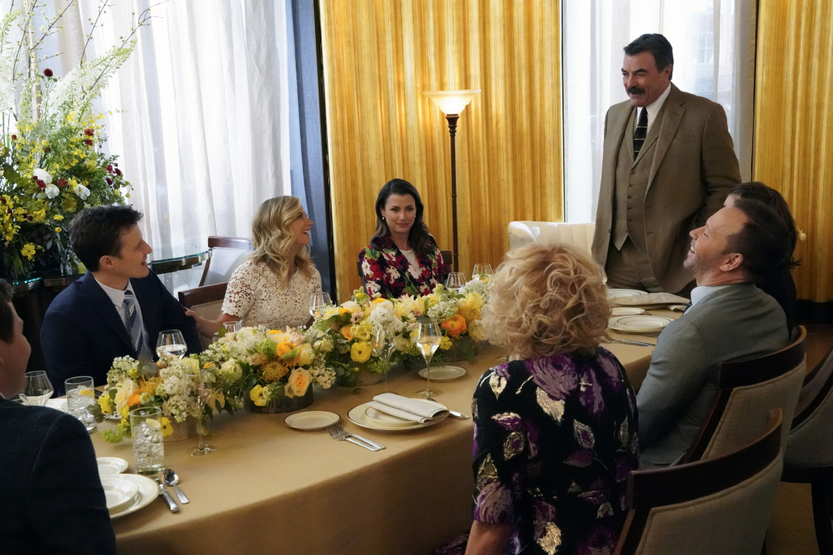 Fans were quick to join in the comments with plenty of happy birthday messages. Blue Bloods Tom Selleck On Tonight S Season 9 Finale What S Next Deadline