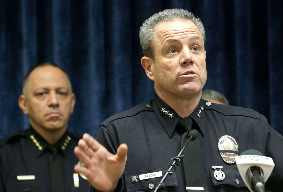 "LAPD Chief: George Floyd Death On Looters' Hands ""As Much As"" Officers' – Deadline"