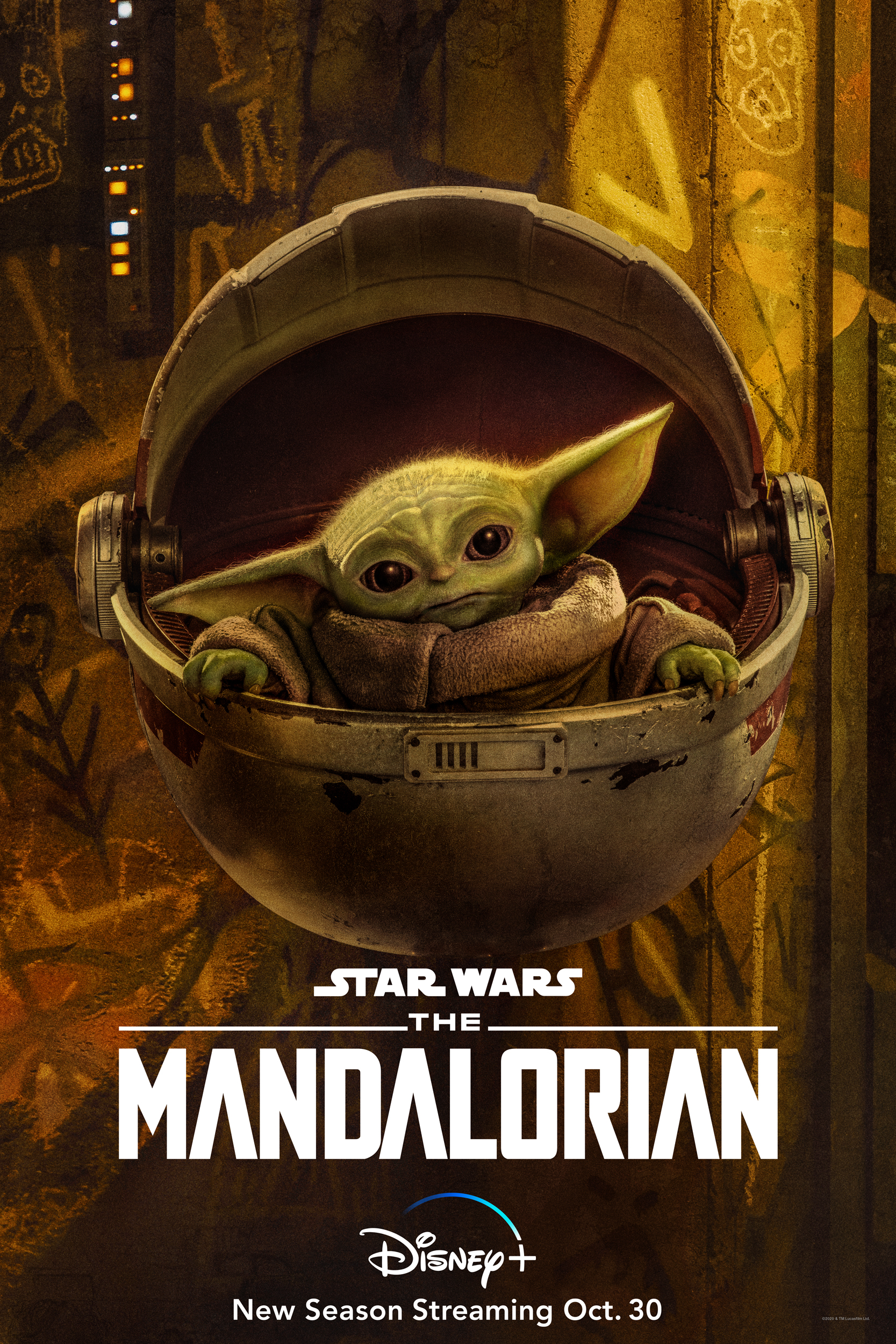 The Mandalorian Season 2 Character Posters Launched