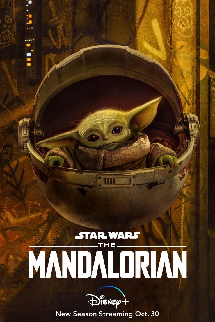 Póster The Mandalorian Season 2