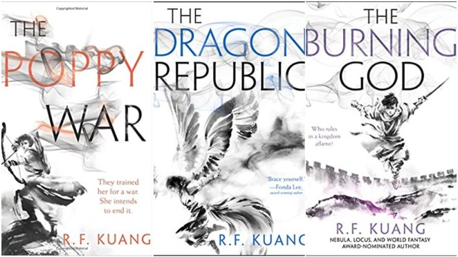 Starlight Developing TV Adaptation Of Rebecca F. Kuang's Fantasy Books –  Deadline