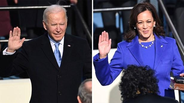 PHOTOS] Inauguration Of President Joe Biden, VP Kamala Harris – Day In Pictures – Deadline