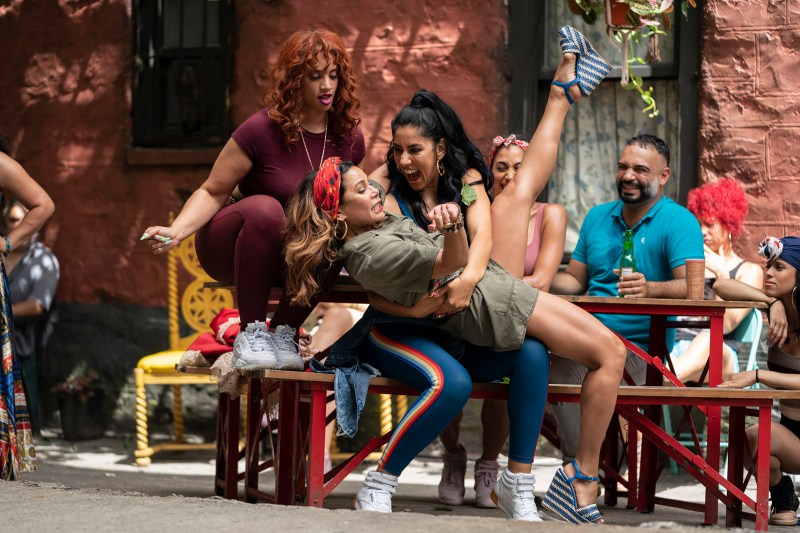 In The Heights' To Get Special Early L.A. Latino Festival Screening –  Deadline