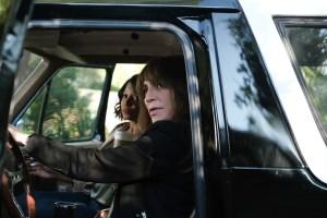 Katey Sagal and Tamala Jones in 'Rebel'