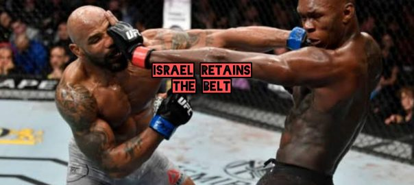 After the fascinating slugfest of Zhang Weili vs Joanna Jedrzejczyk, the main event of Israel Adesanya vs Yoel Romero, was not what everyone expected.