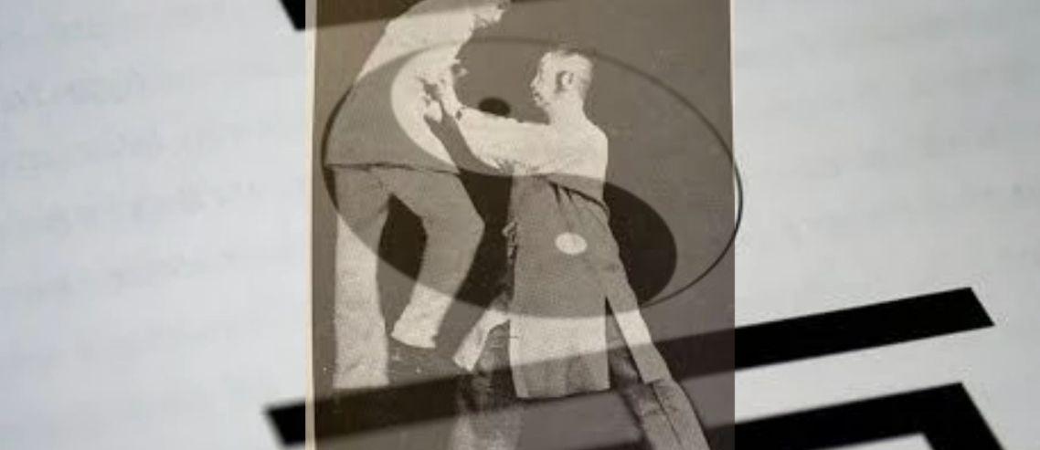 TAIJI 太極 AND MARTIAL ARTS