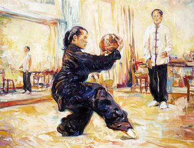 THE CONCEPT OF XIN YI IN TAIJI QUAN