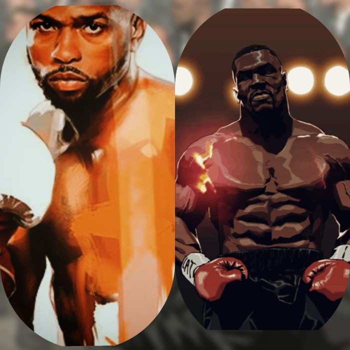 WHO INFLUENCED MIKE TYSON'S WAY OF FIGHTING?