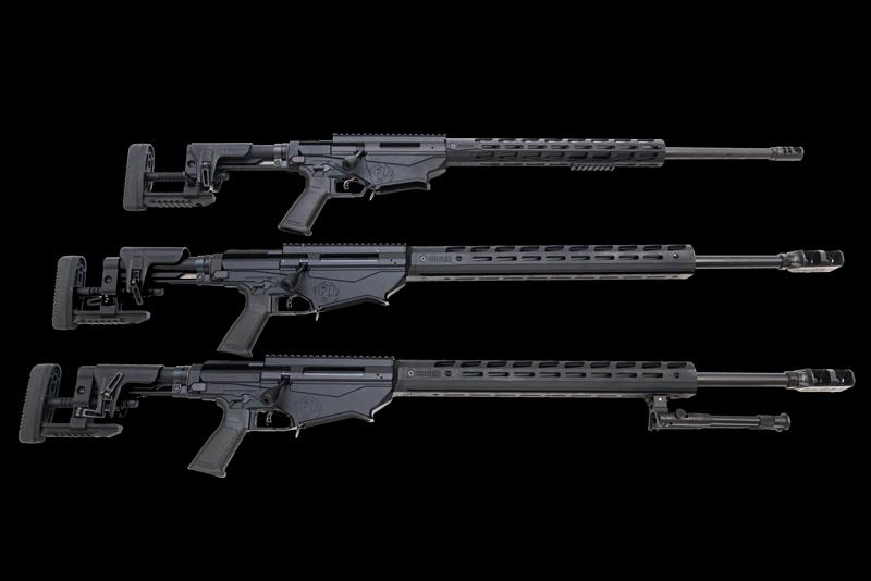 Bolt-Action Long-Range Rifles