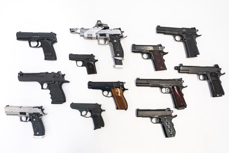Retail Handguns