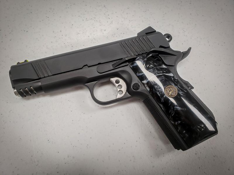 Dead On Arms Custom 1911