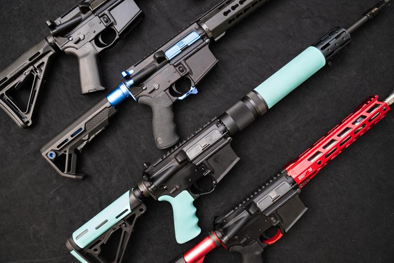 DOA Custom Rifles