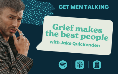 Jake Quickenden – Grief makes the best people