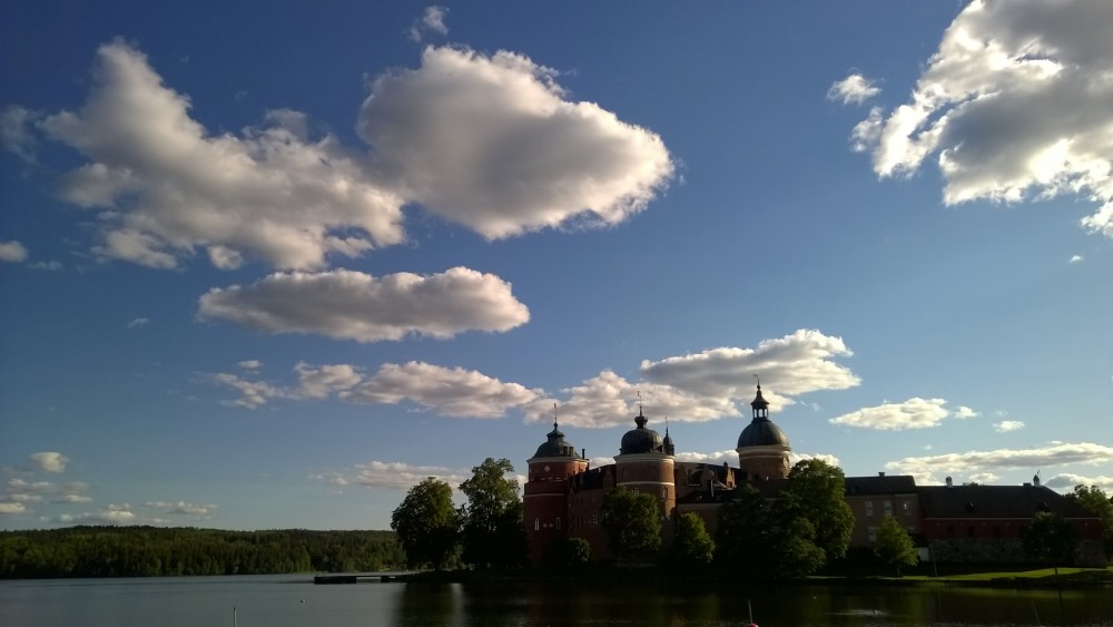 Mariefred Castle Today :)