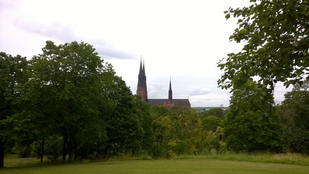 A Day in Upsala Sweden......Earlier Today. (6/6)