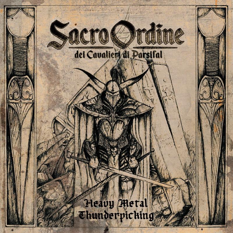 SACRO ORDINE Heavy Metal Thunderpicking – Dead Pulse