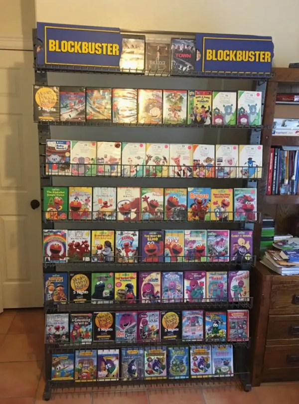Parents Build Autistic Son A Blockbuster Video At Home To ...