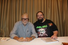 Cook with George A. Romero, Flashback Weekend 2013
