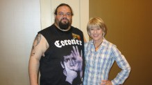 Cook with Adrienne King, Flashback Weekend 2012