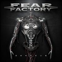 Fear Factory - Genexus - Artwork