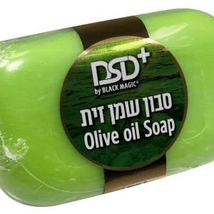 Olive oil mud soap