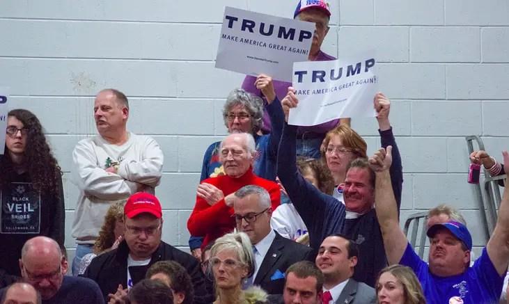 deadstate Trump fans grammar