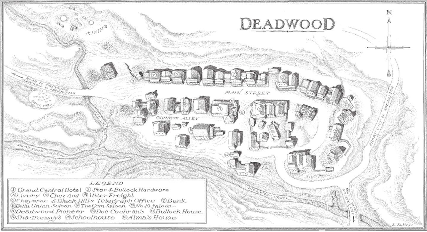 Deadwood Photograph Collections