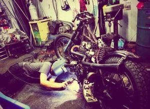 Mercenary Garage Dublin