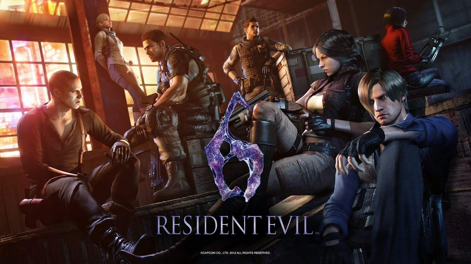 Resident Evil 6 Deadwood Writers Voices