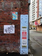 paste up